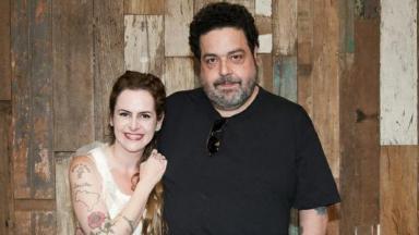 Alexandre Machado e Fernanda Young