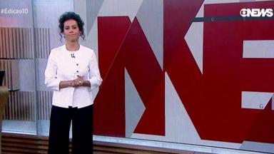 Aline Midlej na GloboNews