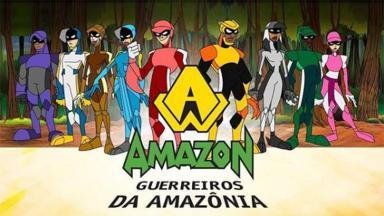 Guerreiros da Amazônia