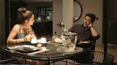 Nanda Costa e Murilo Benício em Amor de Mãe