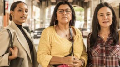 Amor de Mãe com as três protagonistas