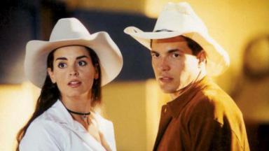 Suzy Rêgo e Daniel Boaventura