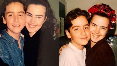 Wagner Santisteban e Ana Paula Arósio