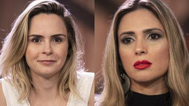 Ana Pauna Renault e Nadja Pessoa disputam a Roça