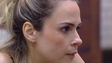 Ana Paula Renault critica Rafael
