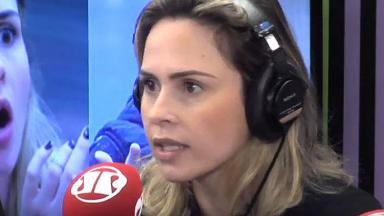 Ana Paula Renault garante que vai processar Sônia Abrão
