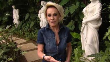 Ana Maria Braga deu entrevista ao É de Casa deste sábado (19)