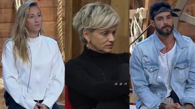 Andréa Nóbrega falou sobre a sexta roça do reality show A Fazenda 2019.