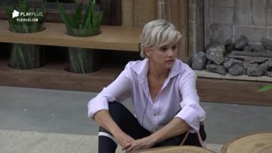 Peoas estão na sétima roça do reality show A Fazenda 2019