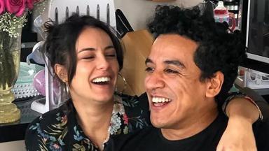 Marco Gonçalves e Andreia Horta