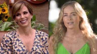 Ana Furtado se emocionou com trecho de Cartas para Eva, programa de Angélica que estreia no GNT no Dia das Mães