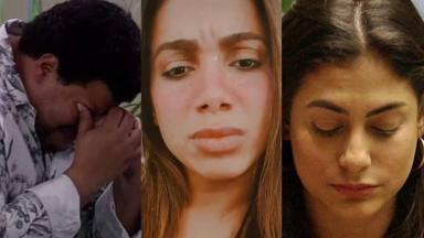 Babu Santana, Anitta e Mari Gonzalez