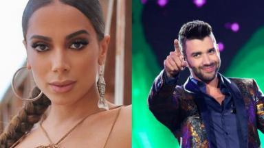 Anitta e Gusttavo Lima farão trabalhos internacional