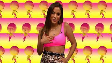 Anitta no MTV Hits