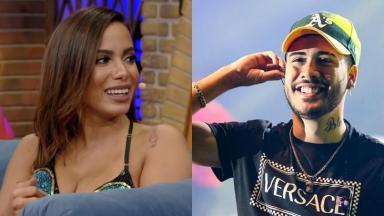 Cantores Anitta e Kevinho foram citados no reality show A Fazenda 2019.