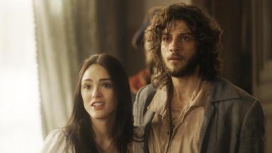 Joaquim e Anna em Novo Mundo