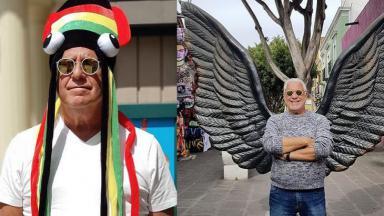 Antônio Fagundes em fotos divertidas
