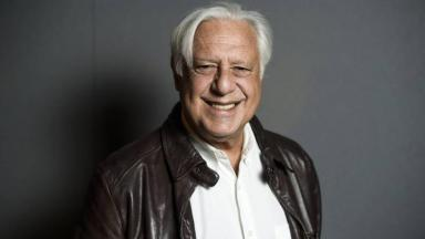 Antonio Fagundes sorrindo