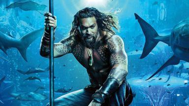 O filme de Aquaman