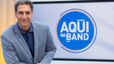 Luís Ernesto Lacombe no Aqui na Band