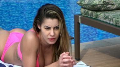"""Aricia Silva revela proibição em """"A Fazenda 11"""""""