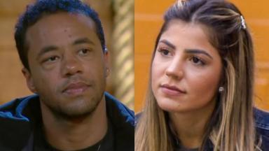 Phellipe Haagensen desabafou sobre o que fez beijar Hariany Almeida em A Fazenda 11