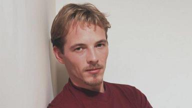 Dieter Brummer posado para foto