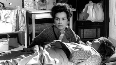 Marilyn Eastman em cena de A Noite dos Mortos Vivos