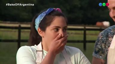 Samanta Casais, candidata do Bake Off Argentina