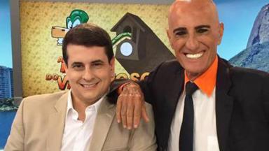 Gustavo Marques e Amin Khader