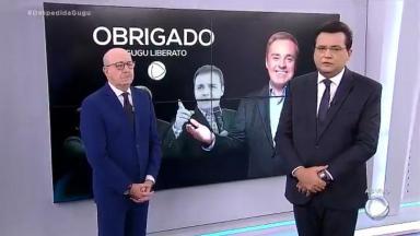 Geraldo Luís e Renato Lombardi no Balanço Geral SP