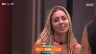 Paula no BBB19