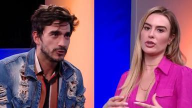 Guilherme do BBB20 e Fernanda Keulla