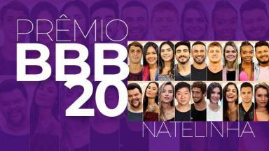 Prêmio BBB20 NaTelinha