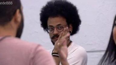 João Luiz chocado