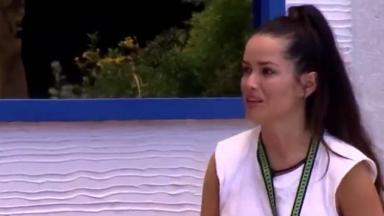 Juliete chora no BBB21