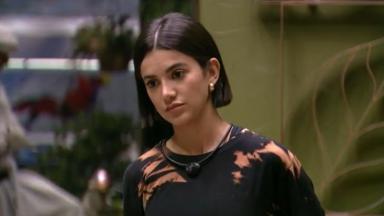 Para defender Thelma, Manu entrou em discussão contra Mari, Daniel e Flayslane