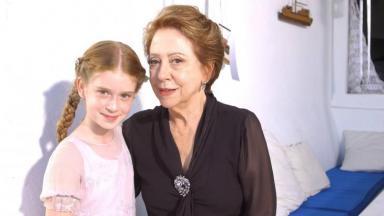 As atrizes Marina Ruy Barbosa e Bia Falcão