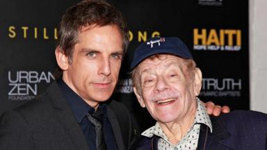 Jerry Stiller e Ben Stiller