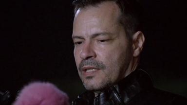 Bernardo e Poderosa em cena de Amor Sem Igual