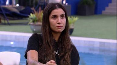 Bianca Andrade durante o BBB20