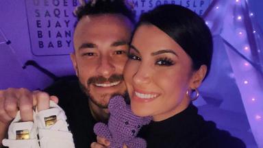 Bianca Andrade e Fred anunciam primeira gravidez