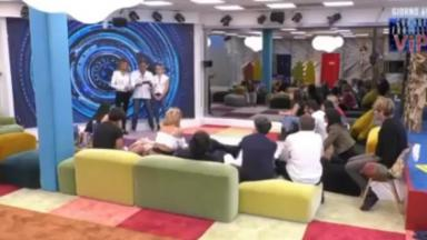 Casa do Big Brother Itália, o Grande Fratello
