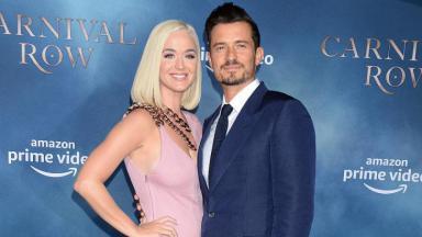 Katy Perry e Orlando Bloom
