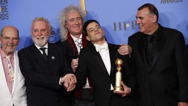 Elenco de Bohemian Rhapsody