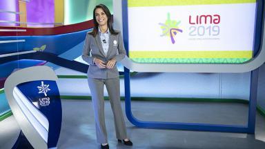 Claudia Reis no boletim do Pan