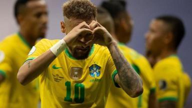 Copa América teve bom desempenho no SBT