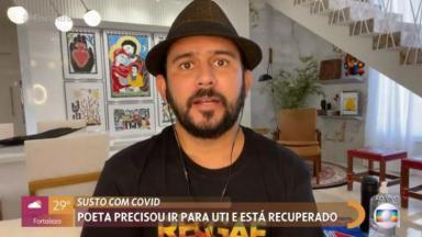 Bráulio Bessa participa do programa Encontro