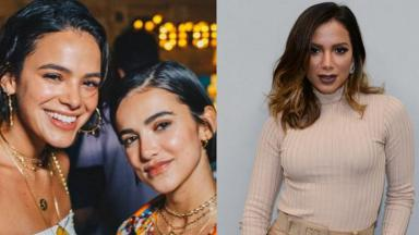 Anitta, Manu Gavassi e Bruna Marquezine