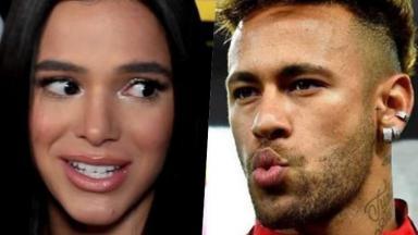 Bruna Marquezine e Neymar Jr